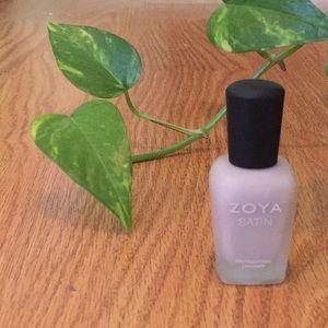 Zoya satin nail polish in Ana